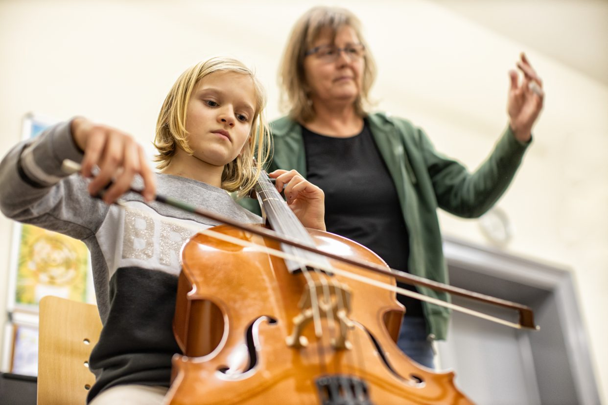 Musikschule Flensburg - 22.01.2019 - Foto Marcus Dewanger